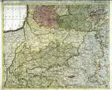 Area bella gerentium in Gallia, et Belgio
