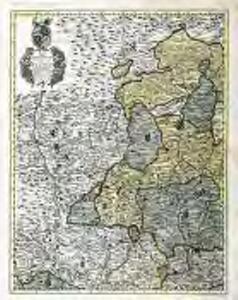 Sacri imperii Romani circuli et electoratus Bavariæ, 1