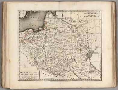 Poland, Shewing the Claims of Russia, Prussia & Austria.