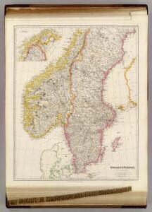 Sweden & Norway.