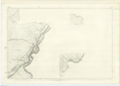 Argyllshire, Sheet VII (with insets of sheets III and XII) - OS 6 Inch map