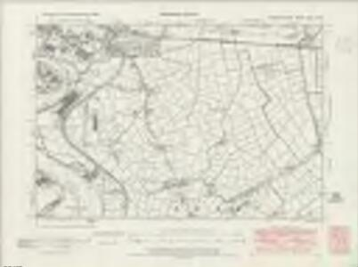 Monmouthshire XXXIV.NW - OS Six-Inch Map