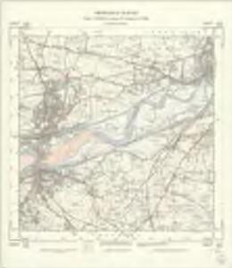 SJ58 - OS 1:25,000 Provisional Series Map