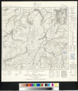 Meßtischblatt 5340 : Planitz, 1943