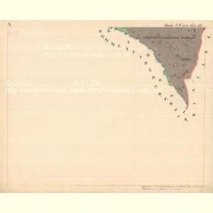 Modes - m1739-1-011 - Kaiserpflichtexemplar der Landkarten des stabilen Katasters