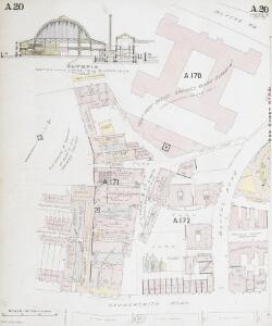 Insurance Plan of London Western District Vol. A: sheet 20