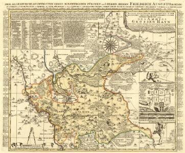 Dem Allerdurchlauchtigsten Gros Maechtigsten Fürsten und Herrn Friedrich Augusto Koenig in Pohlen und Churfürsten zu Sachsen