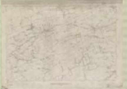 Lanarkshire Sheet IV - OS 6 Inch map