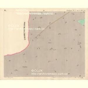Babilon - c0053-1-005 - Kaiserpflichtexemplar der Landkarten des stabilen Katasters