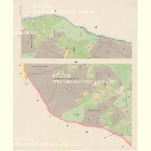 Bärringen - c5700-1-005 - Kaiserpflichtexemplar der Landkarten des stabilen Katasters