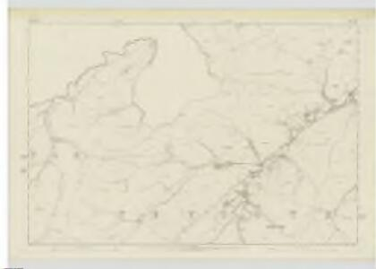 Roxburghshire, Sheet XXXI - OS 6 Inch map