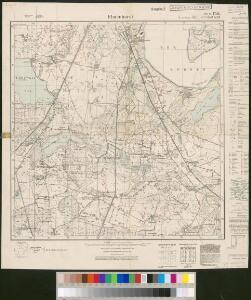 Meßtischblatt 439, neue Nr. 1744 : Elmenhorst, 1937