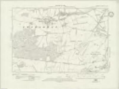 Hampshire & Isle of Wight XL.SE - OS Six-Inch Map