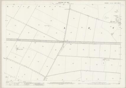 Yorkshire CXCVI.10 (includes: Leven; Routh; Tickton) - 25 Inch Map
