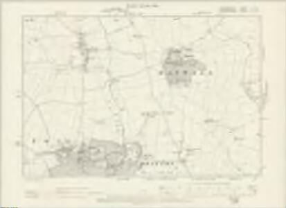 Oxfordshire V.NE - OS Six-Inch Map