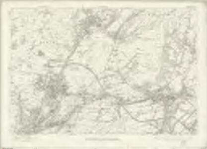 Glamorgan XV - OS Six-Inch Map