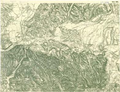 III. vojenské mapování 4562/4