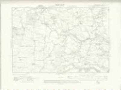 Denbighshire VI.SE - OS Six-Inch Map