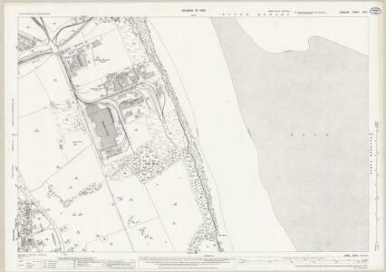 Cheshire XXIII.1 (includes: Bebington and Bromborough; Eastham) - 25 Inch Map