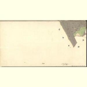 Uhretschlag - c4571-1-008 - Kaiserpflichtexemplar der Landkarten des stabilen Katasters