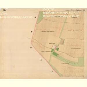 Gnaster - m0733-2-003 - Kaiserpflichtexemplar der Landkarten des stabilen Katasters