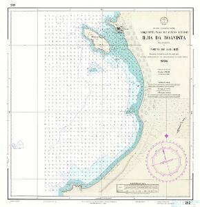 Arquipélago de Cabo Verde ilha da Boavista Porto de Sal-Rei