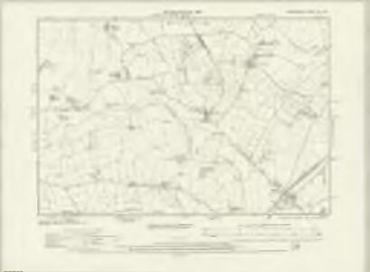 Shropshire XV.NE - OS Six-Inch Map