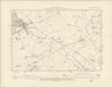 Dorset VII.SW - OS Six-Inch Map
