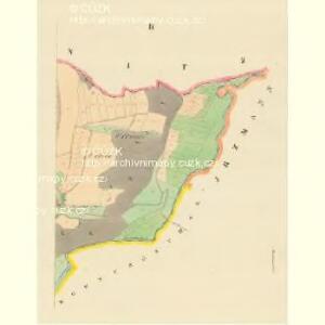 Bezdiekow - m0061-1-002 - Kaiserpflichtexemplar der Landkarten des stabilen Katasters