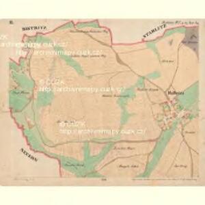 Holletitz - c1937-1-002 - Kaiserpflichtexemplar der Landkarten des stabilen Katasters
