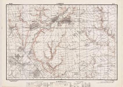 Lambert-Cholesky sheet 3441 (Alimăneşti)