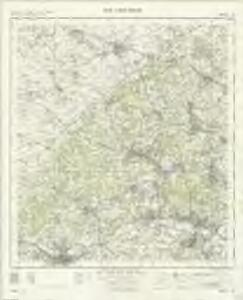 The Chilterns - OS One-Inch Map