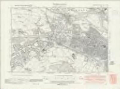 Glamorgan XLIII.SW - OS Six-Inch Map