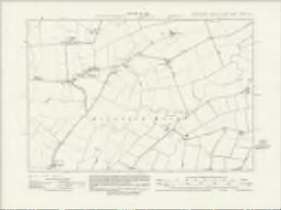 Lincolnshire CXXVII.SE - OS Six-Inch Map