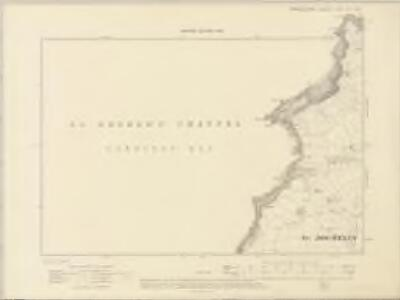 Pembrokeshire I.SW & II.NW - OS Six-Inch Map