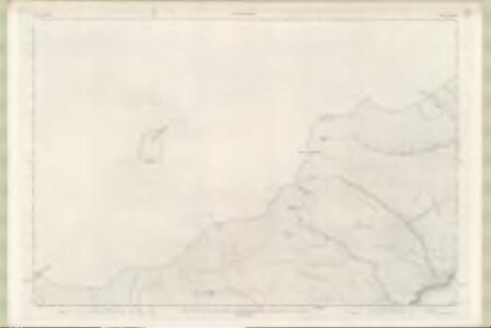 Inverness-shire - Mainland Sheet XXXVII - OS 6 Inch map