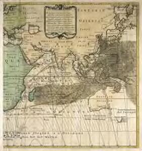 Nova & accuratissima totius terrarum orbis tabula nautica, 3