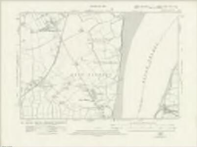 Essex nXCVI.NW & NE - OS Six-Inch Map