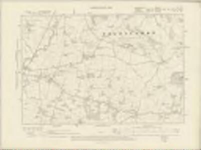 Devonshire LX.SE - OS Six-Inch Map