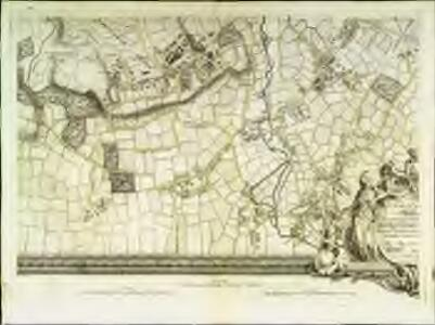An exact survey of the city's of London Westminster , IX