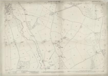 Buckinghamshire XLVIII.3 (includes: Chalfont St Giles; Chalfont St Peter) - 25 Inch Map