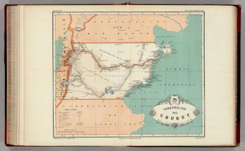 Gobernacion de Chubut.
