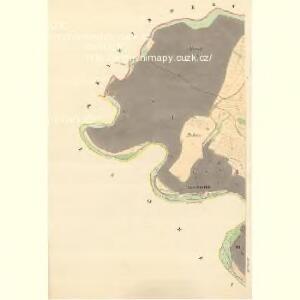 Zblowitz - m3572-1-001 - Kaiserpflichtexemplar der Landkarten des stabilen Katasters