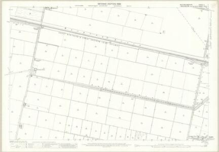 Nottinghamshire III.4 (includes: Misson; Wroot) - 25 Inch Map