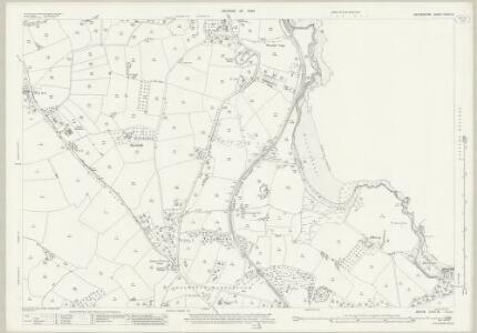 Devon CXXII.13 (includes: Churston Ferrers; Paignton; Stoke Gabriel) - 25 Inch Map