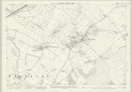 Somerset V.14 (includes: Backwell; Brockley; Nailsea) - 25 Inch Map