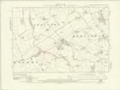 Yorkshire XVI.SW - OS Six-Inch Map