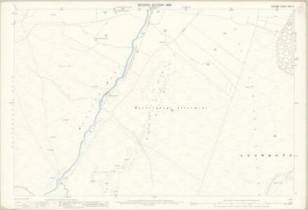 Durham XXXI.3 (includes: Stanhope) - 25 Inch Map