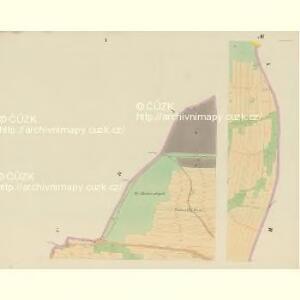 Hartmanitz - c1784-1-001 - Kaiserpflichtexemplar der Landkarten des stabilen Katasters