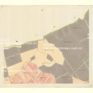 Bisenz (Bzenec) - m0321-1-003 - Kaiserpflichtexemplar der Landkarten des stabilen Katasters